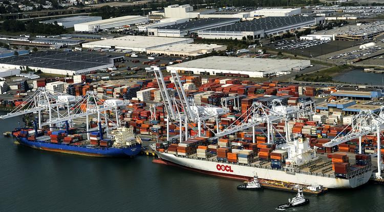 As many as 14,500 longshoremen could strike at east coast ports before the end of December.