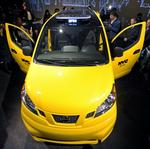 Taxi of Tomorrow makes new rules