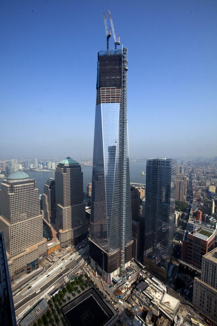 The rebuilt World Trade Center is likely to be heavily guarded, even if local residents disapprove.