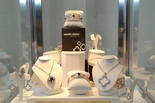 Richline Group will be manufacturing Marie Claire jewelry.