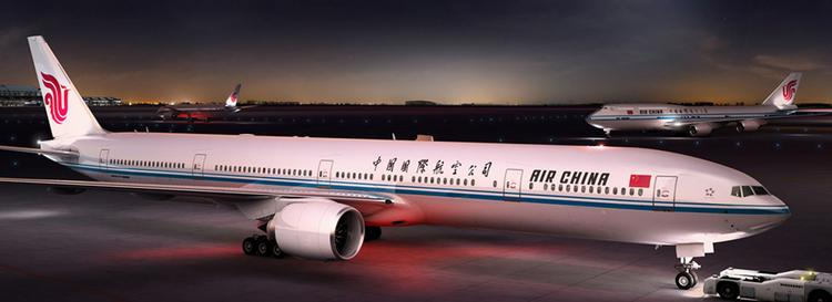Air China is expanding flights between JFK and Beijing and upgrading to Boeing 777-300ERs.