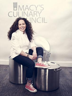 """Top Chef"" season four winner Stephanie Izard will join Macy's Culinary Council."