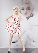 Macy's reimagines <strong>Marilyn</strong> <strong>Monroe</strong> for the 21st century