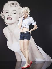 The Marilyn Monroe collectionwill attempt to capture the screen legend's personality and retro styling.