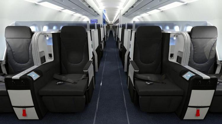 JetBlue says its new Mint service will feature the longest lie-flat beds in domestic business class.