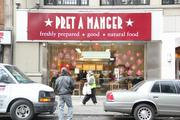 No sign of labor unrest at this Pret in Manhattan.
