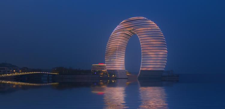 Sheraton Hotels & Resorts plans to open 30 hotels over the next 12 months including the Sheraton Huzhou Hot Spring Resort in China.