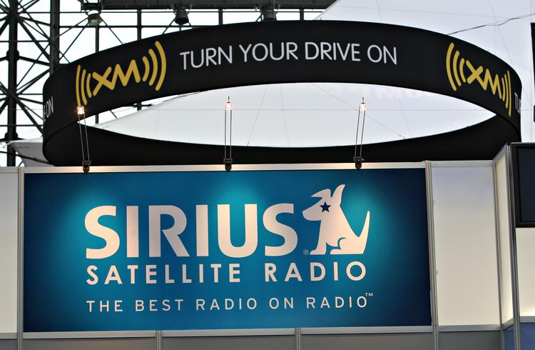 Satellite radio company Sirius XM is still looking for a replacement for outgoing CEO Mel Karmazin, but for now has an interim solution.