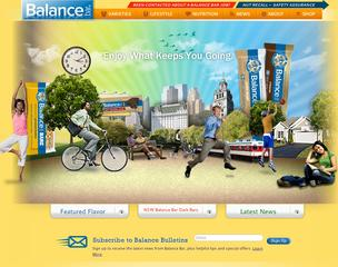 Balance Bar Company was founded in 1992.