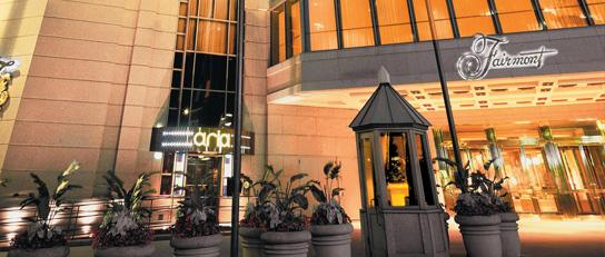 Orange Capital is urging a sale of Strategic Hotels & Resorts, which owns properties such as Chicago's Fairmont Hotel.