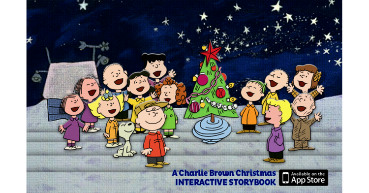 """The holiday staple """"A Charlie Brown Christmas"""" will be one of the titles available for e-readers through Peanuts Worldwide's deal with Graphicly."""