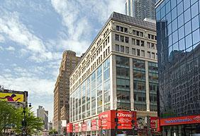 Interpublic Group may be signing a lease to expand its space at 100 W. 33rd St., owned by Vornado Realty Trust.