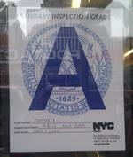 Restaurant fines in New York City usually not about the food