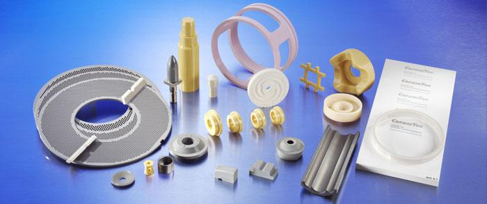 Rockwood Holdings Inc. is selling CeramTec, which makesadvanced ceramics materials and products for the medical, electronics, industrial and automotive industries.