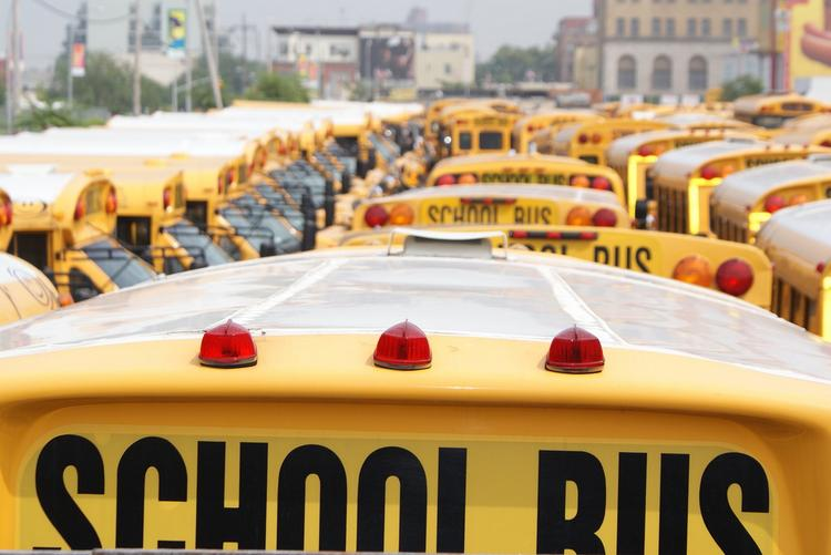 New York school bus drivers and the city still haven't reached a resolution in their conflict over the re-bid of about 1,100 bus routes.