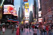 Times Square will receive new security barriers for its walkways.