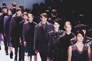 Richard Chai's fall collection, New York Fashion Week.