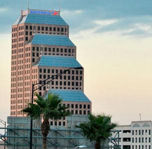 CNL Commercial Real Estate landed the exclusive leasing agreement for downtown Orlando's iconic Bank of America Center.
