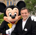 Disney's Bob <strong>Iger</strong> got 20% pay raise in 2012