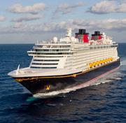 The Disney Dream, which will soon be joined by its sister ship Disney Fantasy, is the largest ship in the Disney fleet.