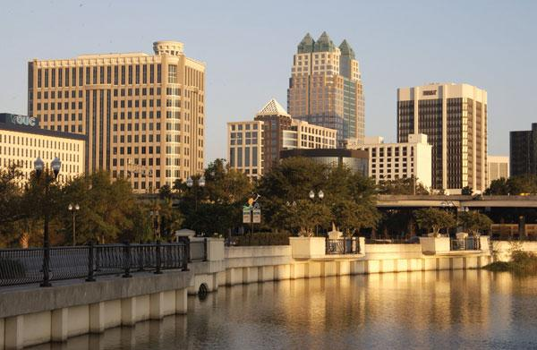 Orlando ranked No. 28 among the nation's 102 largest metros, according to a new On Numbers study on small business vitality.