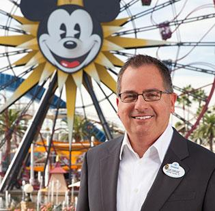 One of the big news stories that came out of the theme parks in Orlando this week was the announcement of the new Walt Disney World president George Kalogridis.