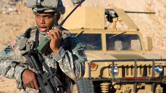 The Army is requesting proposals for a handheld radio system used by dismounted soldiers to connect to the burgeoning Army network.