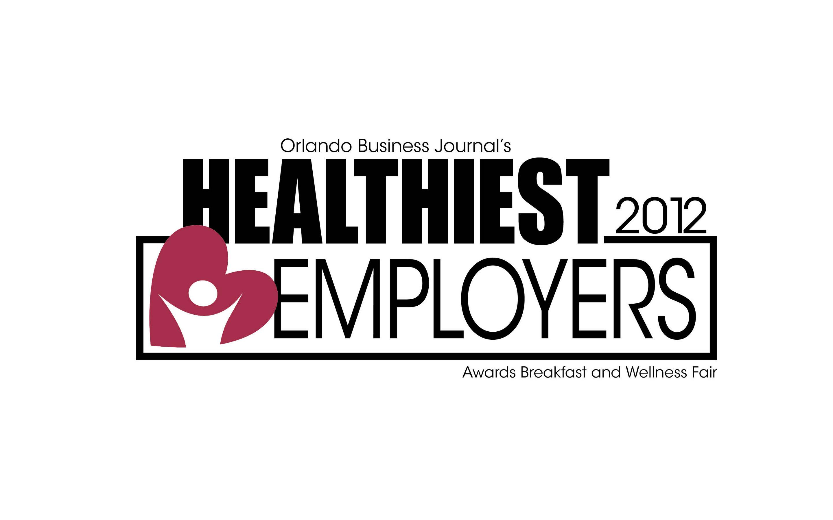 Central Florida's Healthiest Employers