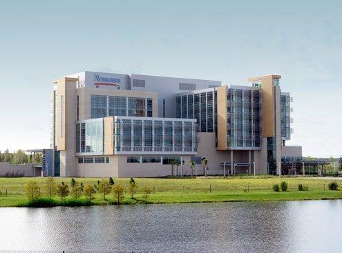 Nemours Children's Hospital opens today - Orlando Business