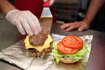 Five Guys Burgers and Fries made the list of fastest growing burger chains.