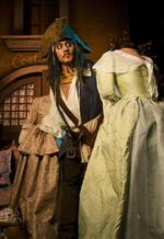 Disney shares behind-the-scenes footage of new Jack Sparrow attraction at Hollywood Studios