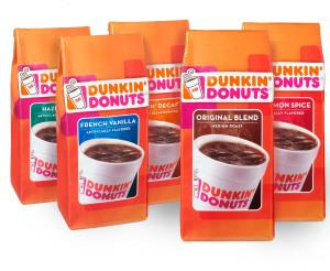 Dunkin' Donuts is offering 50-cent medium hot and iced coffees all day long on Thursday, Sept. 29.