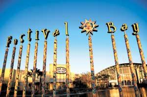 Theme park site, Orlando Theme Park News, is reporting the Universal Orlando Resort Store at Festival Bay Mall in April.
