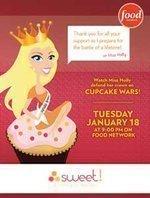 Cupcake warrior returns