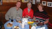 Ann and Bob, with Bob's mother in Garmish Germany