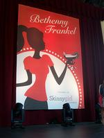 <strong>Bethenny</strong> <strong>Frankel</strong> brings Skinnygirl to Epcot Food & Wine Festival