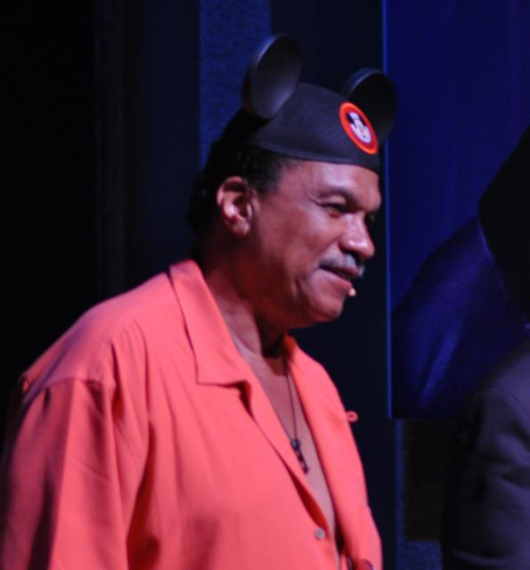 If Billy Dee Williams in mouse ears isn't a ringing Disney endorsement, I don't know what is.