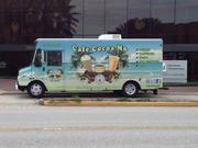 Beverage truck Cafe Cocoa Mo has found a twice-weekly home in downtown Orlando.