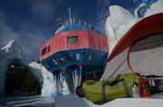 SeaWorld's new dining area, Expedition Cafe, will feature a variety of cuisine with a cool Antarctica design.