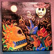 The Day of the Dead exhibit at CityArts Factory runs through Nov. 9. The gallery, at 29 S. Orange Ave., is open 11 a.m.-6 p.m. Tuesday through Saturday.