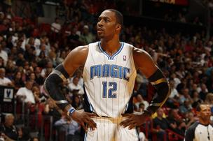 Dwight Howard was traded to the Los Angeles Lakers.