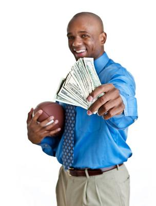Challenger, Gray & Christmas Inc. estimated fantasy football costs American employers $6.5 billion in lost productivity.
