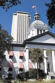 Florida (Shown: Tallahassee, Fla.)Economic  loss:  $204 millionJobs affected: 3,887