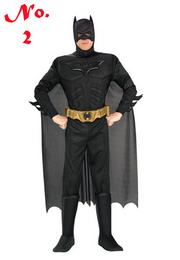 Batman is the No. 2 most popular children's Halloween costume this year, according to NRF.