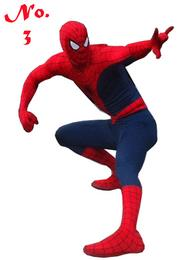 Spiderman is the No. 3 most popular children's Halloween costume this year, according to NRF.