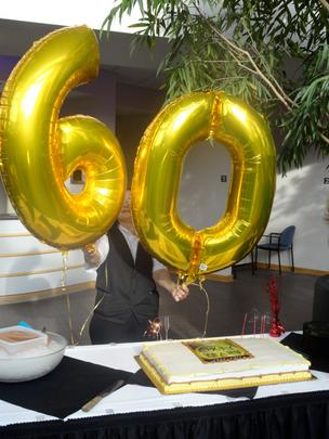 Health Central celebrated its 60th anniversary at the Ocoee hospital on Aug. 20.
