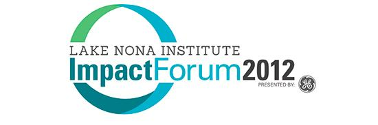 Lake Nona Impact Forum is hosted Oct. 23-35.