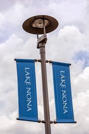 Lake Nona saved 253,000 kilowatt hours and $27,000 a year in utility costs.