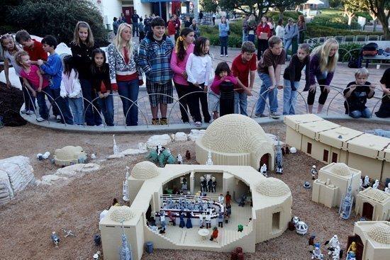 Legoland Florida's Star War expansion is set to open November 9.