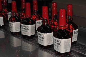 Maker's Mark was named the overwhelming favorite bourbon of people who took part in an online poll this past week.